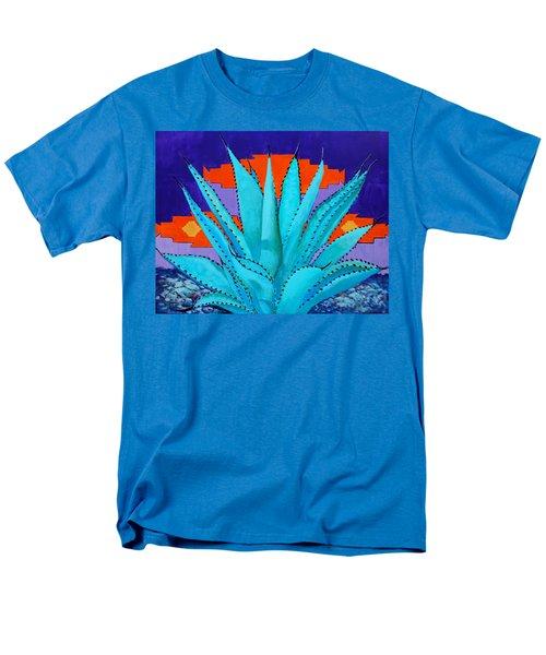 Blue Flame Companion 2 Men's T-Shirt  (Regular Fit) by M Diane Bonaparte