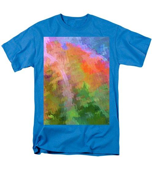 Blurry Painting Men's T-Shirt  (Regular Fit) by Wendy McKennon