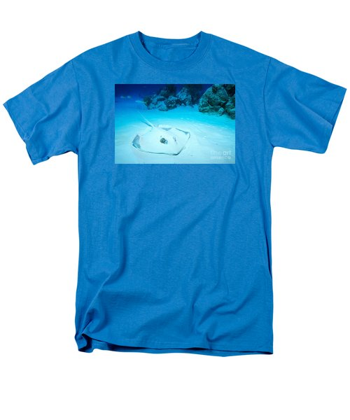 Men's T-Shirt  (Regular Fit) featuring the photograph Bottom Dweller by Aaron Whittemore