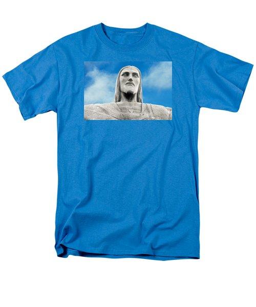Men's T-Shirt  (Regular Fit) featuring the photograph Brazilian Christ by Kim Wilson