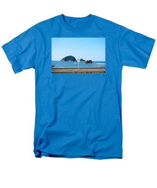 Bus Station Men's T-Shirt  (Regular Fit)