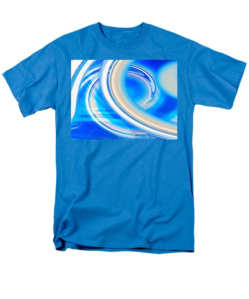 Men's T-Shirt  (Regular Fit) featuring the photograph Celestial Rings by Shawna Rowe