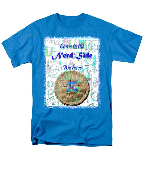 Come To The Nerd Side Men's T-Shirt  (Regular Fit) by Michele Avanti
