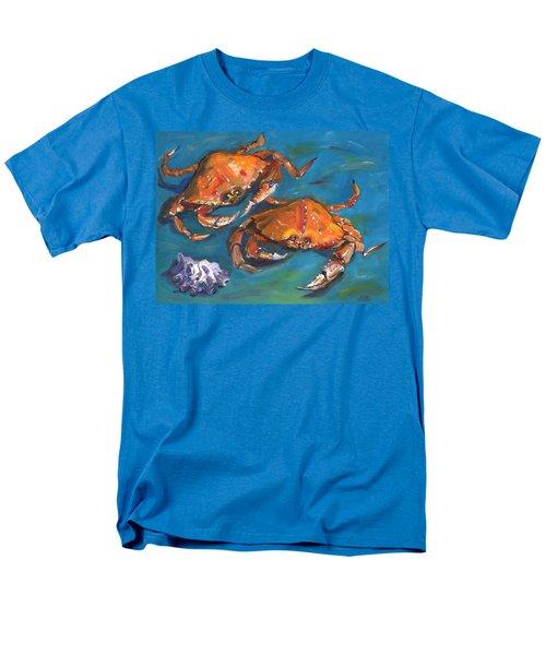 Crabs Men's T-Shirt  (Regular Fit) by Susan Thomas