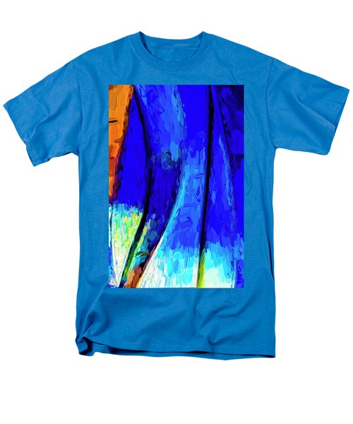 Men's T-Shirt  (Regular Fit) featuring the photograph Desert Sky 2 by Paul Wear