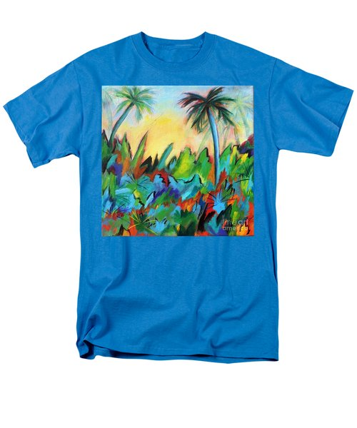Drawn By The Color Men's T-Shirt  (Regular Fit) by Elizabeth Fontaine-Barr
