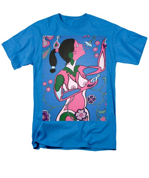 Eve Awkening Men's T-Shirt  (Regular Fit)