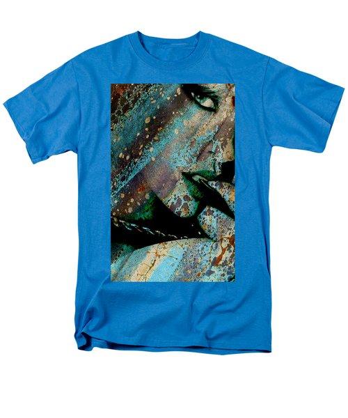 Face Painter Men's T-Shirt  (Regular Fit)