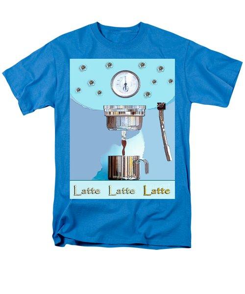 Fantasy Espresso Machine Men's T-Shirt  (Regular Fit)
