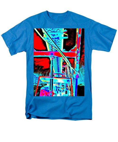 Feb 2016 36 Men's T-Shirt  (Regular Fit) by George Ramos