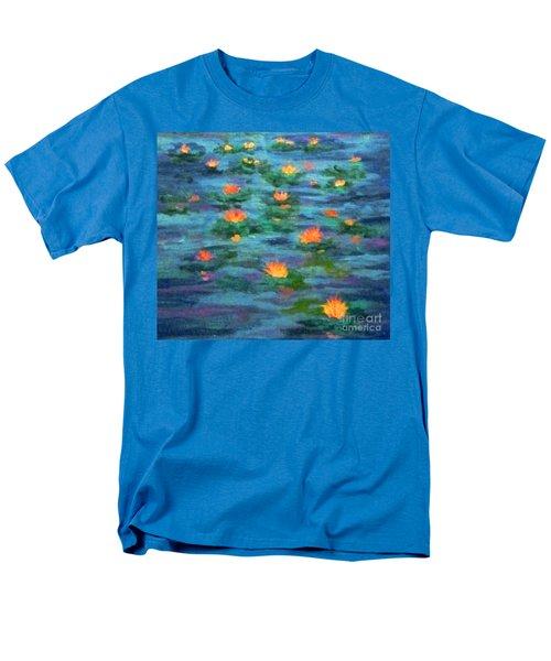 Floating Gems Men's T-Shirt  (Regular Fit) by Holly Martinson