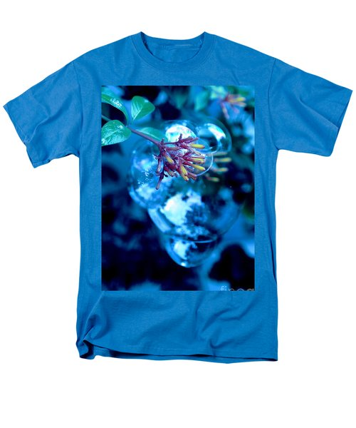 Frozen In Time Men's T-Shirt  (Regular Fit) by Irma BACKELANT GALLERIES
