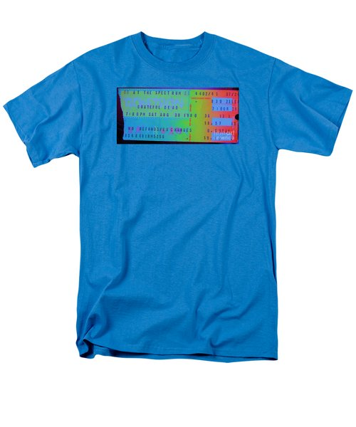 Grateful Dead - Ticket Stub Men's T-Shirt  (Regular Fit)
