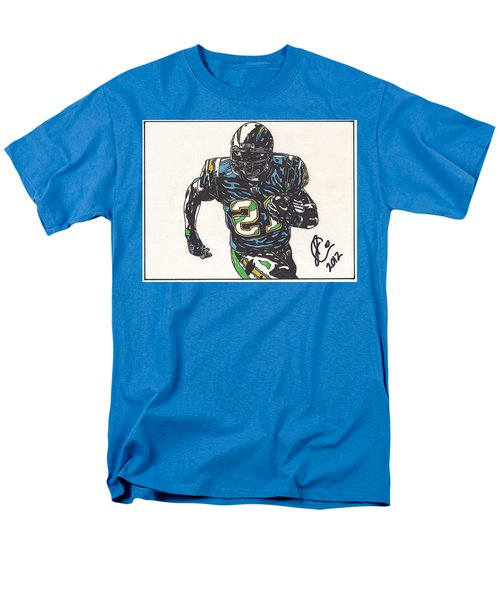 Ladainian Tomlinson 1 Men's T-Shirt  (Regular Fit) by Jeremiah Colley