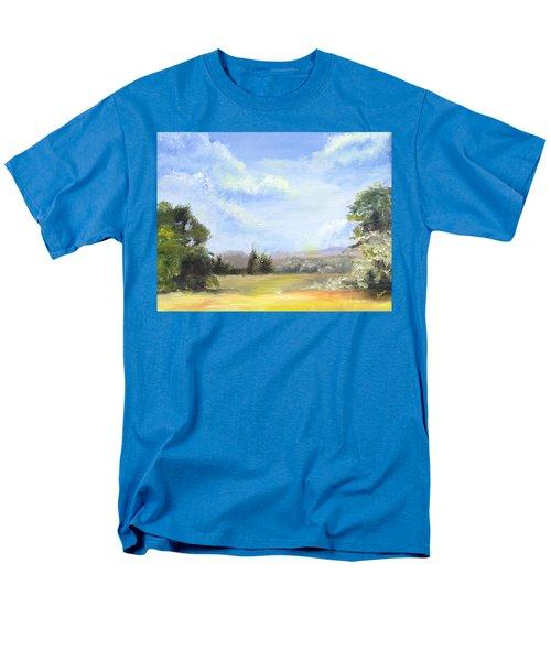 Lapoint Utah Men's T-Shirt  (Regular Fit) by Jane Autry