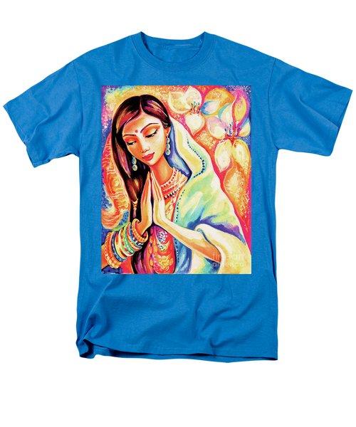 Little Himalayan Pray Men's T-Shirt  (Regular Fit) by Eva Campbell