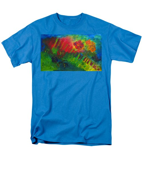 Midcity Magic Men's T-Shirt  (Regular Fit) by Sandy McIntire