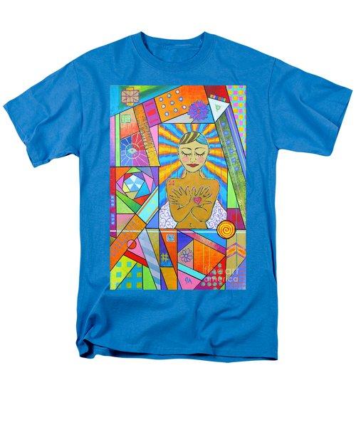 My Soul, I Carry Men's T-Shirt  (Regular Fit) by Jeremy Aiyadurai