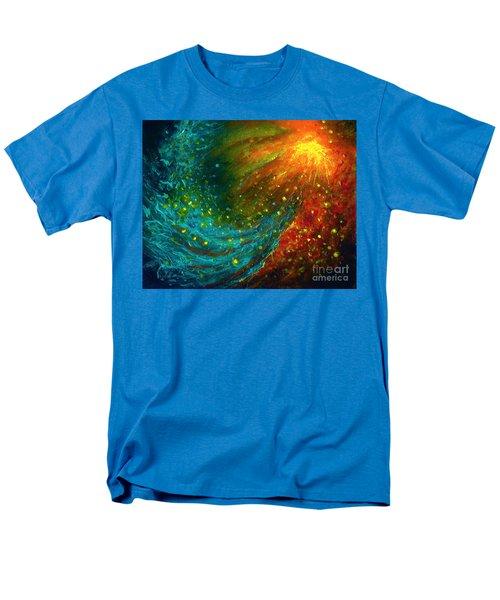 Nebulae  Men's T-Shirt  (Regular Fit)