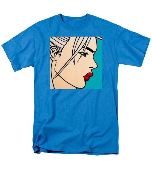Never Too Late Men's T-Shirt  (Regular Fit) by Tom Fedro - Fidostudio
