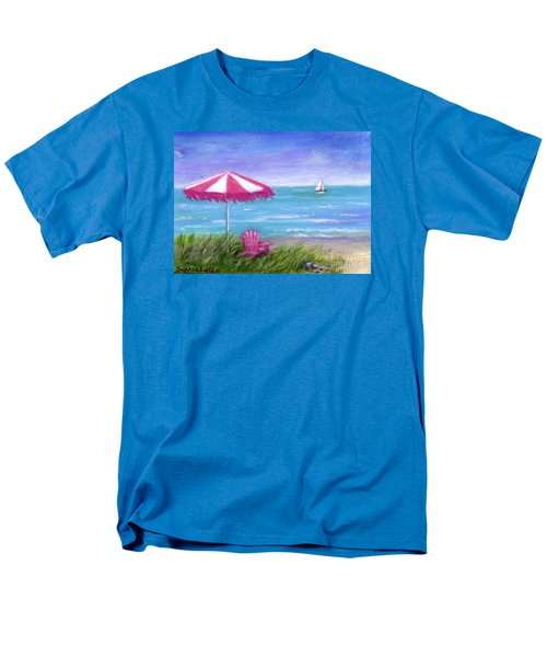 Ocean Breeze Men's T-Shirt  (Regular Fit) by Sandra Estes