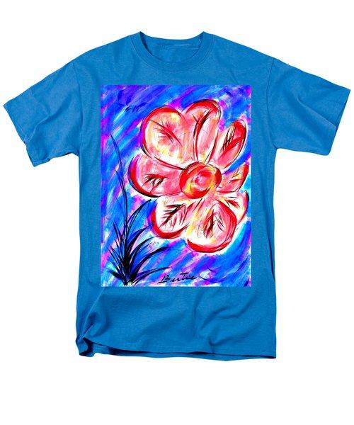 Peppermint Kiss Men's T-Shirt  (Regular Fit)