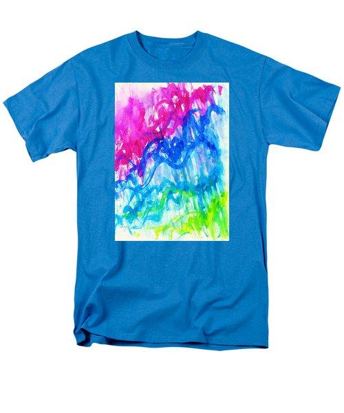 Intuition Men's T-Shirt  (Regular Fit) by Martin Cline