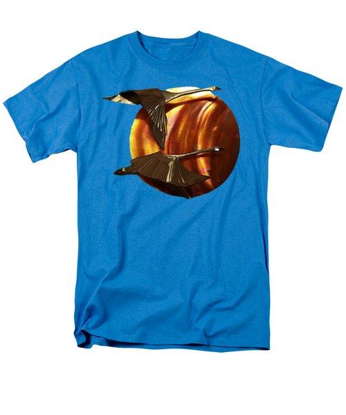 Sunrise Men's T-Shirt  (Regular Fit) by Troy Rider