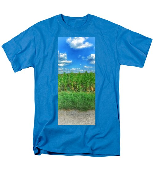 Men's T-Shirt  (Regular Fit) featuring the photograph Tall Corn by Jame Hayes