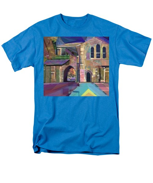 The Annex Men's T-Shirt  (Regular Fit) by Vickie G Buccini
