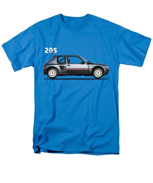 The Peugeot 205 Turbo Men's T-Shirt  (Regular Fit) by Mark Rogan