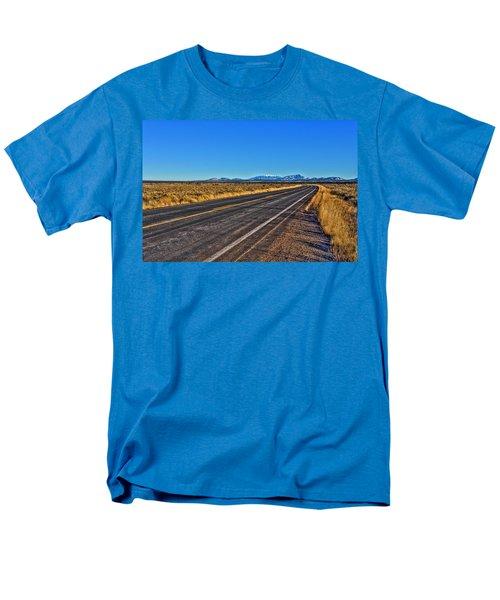 The Road To Flagstaff Men's T-Shirt  (Regular Fit)