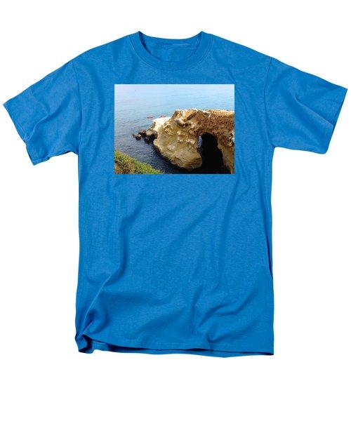 This Is La Jolla Men's T-Shirt  (Regular Fit) by Beth Saffer