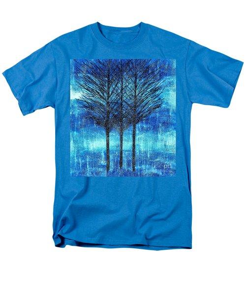 Three Trees  Men's T-Shirt  (Regular Fit)