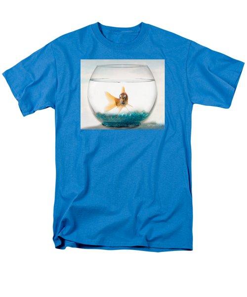 Tiger Fish Men's T-Shirt  (Regular Fit) by Juli Scalzi