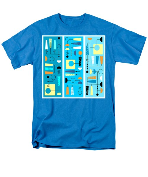 Triple Treat Men's T-Shirt  (Regular Fit) by Tara Hutton