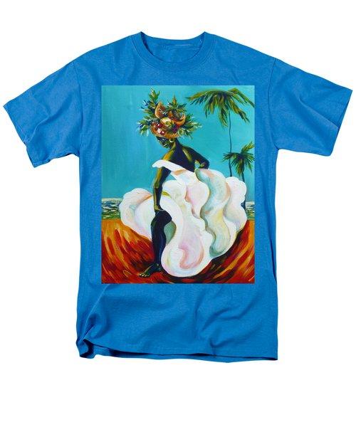 Tropicana Men's T-Shirt  (Regular Fit)