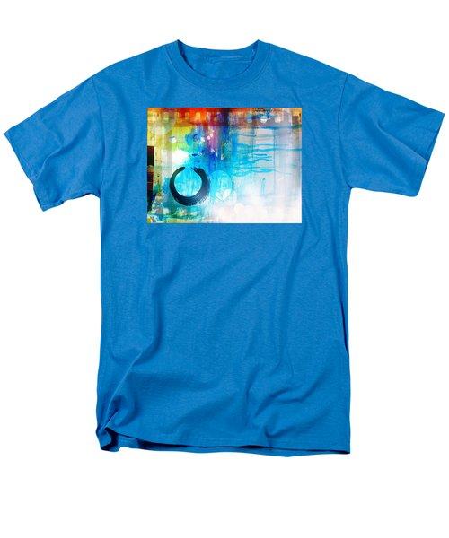 Wave Men's T-Shirt  (Regular Fit) by France Laliberte