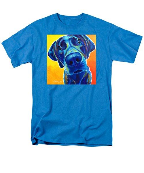 Weimaraner - Bentley Men's T-Shirt  (Regular Fit)