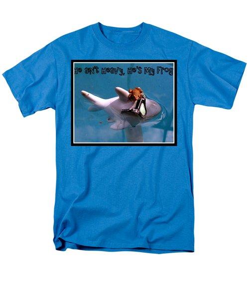 Whimsical Shark Men's T-Shirt  (Regular Fit)