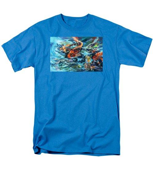 Whirling Dervish Men's T-Shirt  (Regular Fit) by Rae Andrews