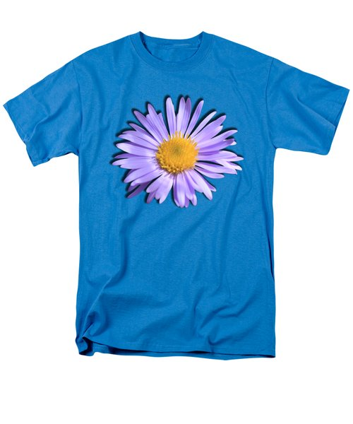 Wild Daisy Men's T-Shirt  (Regular Fit) by Shane Bechler
