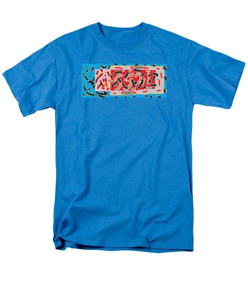 Wish - 63 Men's T-Shirt  (Regular Fit) by Mirfarhad Moghimi