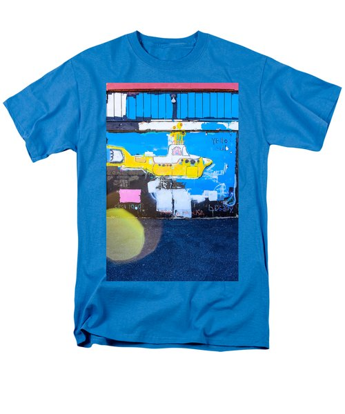 Yello Sub Men's T-Shirt  (Regular Fit) by Colleen Kammerer