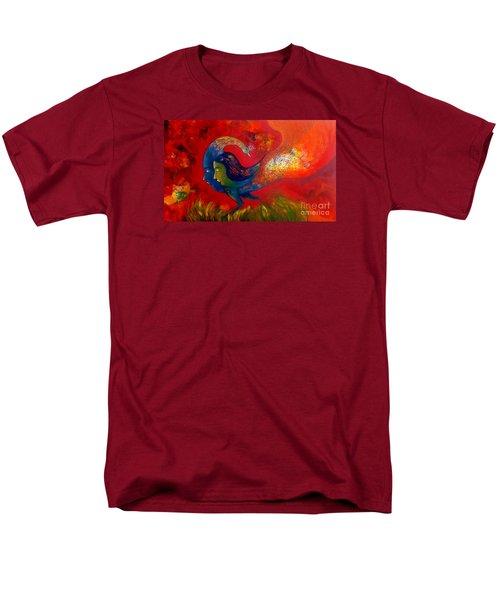 Love Men's T-Shirt  (Regular Fit) by Sanjay Punekar