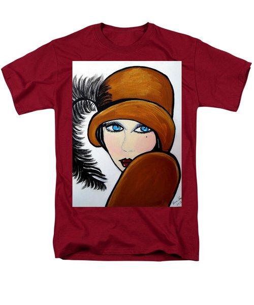 Art Deco  Gail Men's T-Shirt  (Regular Fit) by Nora Shepley