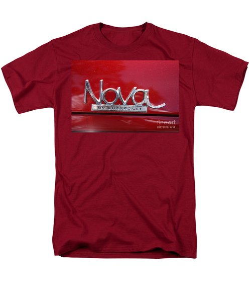 1970 Chevy Nova Logo Men's T-Shirt  (Regular Fit) by John Telfer