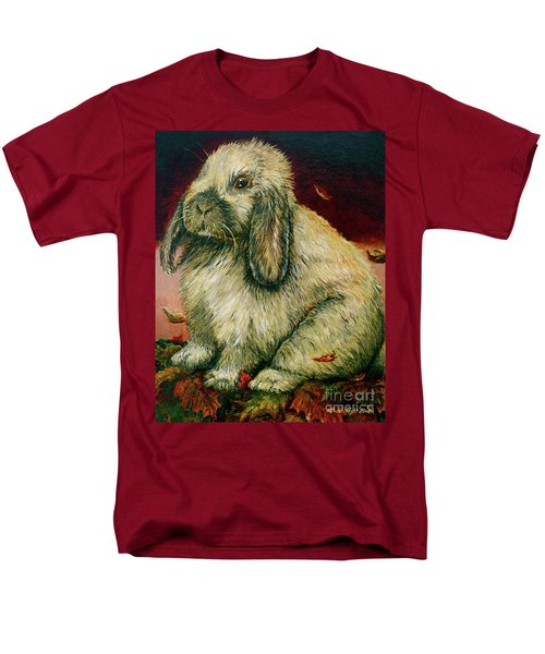 Some Bunny Is A Honey Men's T-Shirt  (Regular Fit) by Linda Simon
