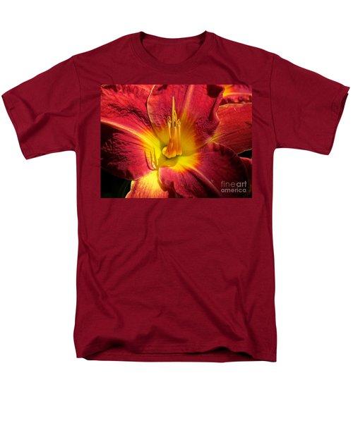 Akemi Men's T-Shirt  (Regular Fit) by France Laliberte