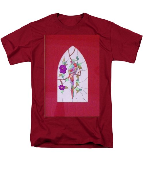 Amazon I Men's T-Shirt  (Regular Fit) by Kruti Shah